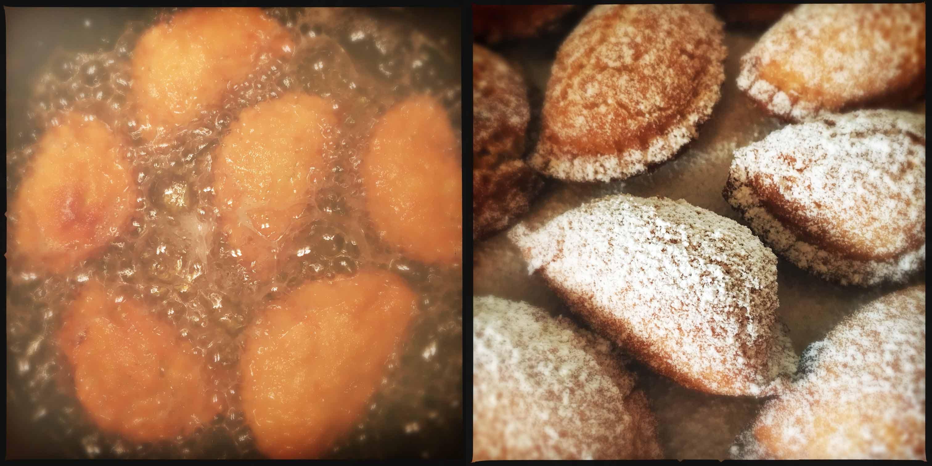 Tortelli fritti di Carnevale