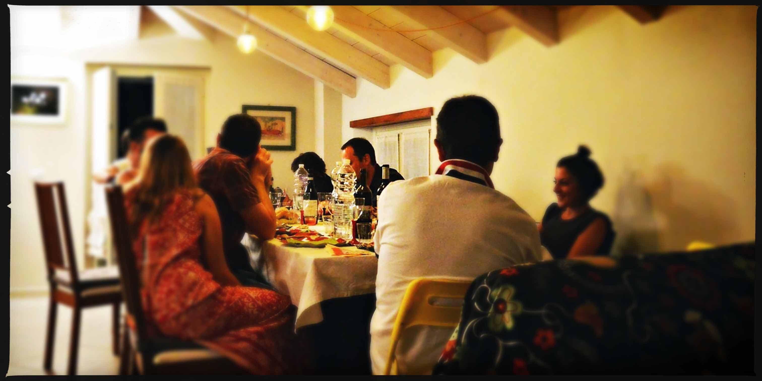 cena di compleanno