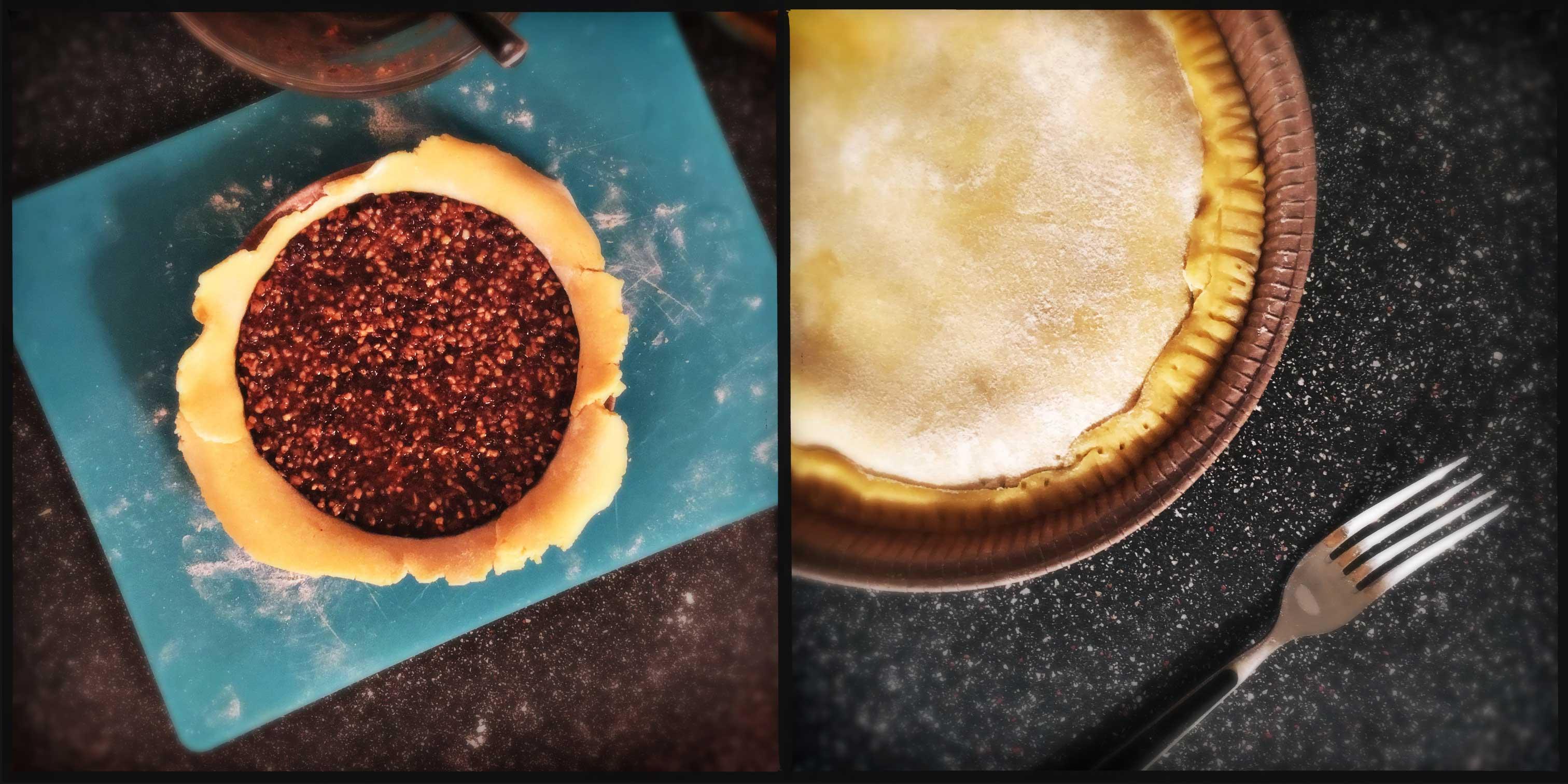 torta rossa di langhirano